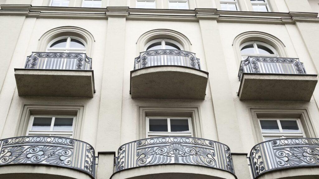 reformas en fachadas protegidas