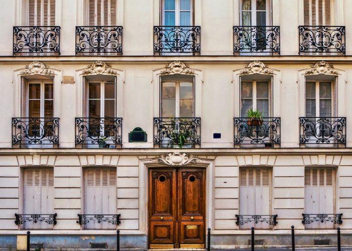 Rehabilitacion de fachadas protegidas